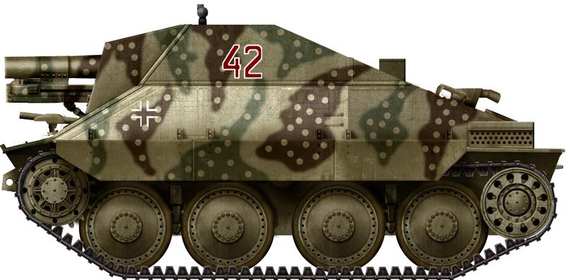 15cm s.I.G 33/2 (Sf) auf Jagdpanzer 38(t)