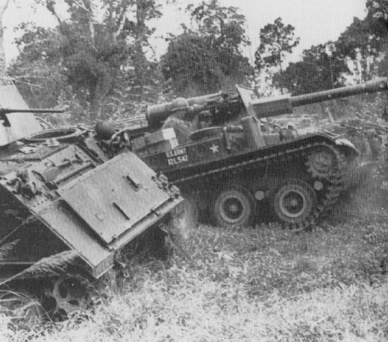 M56 in Vietnam