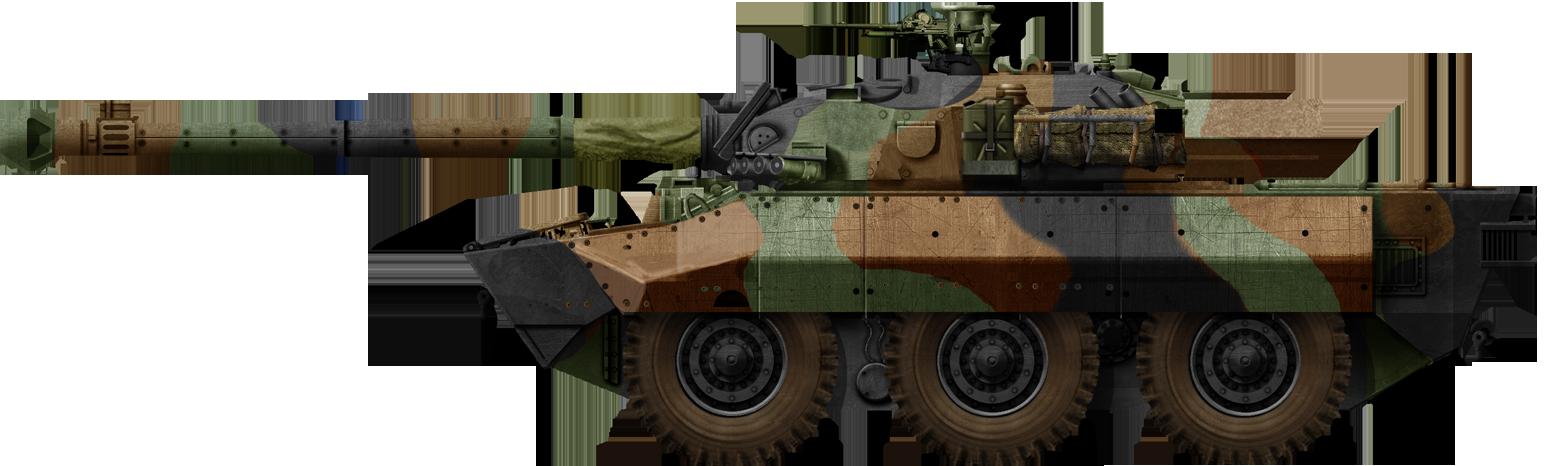 AMX 10 RC & RCR