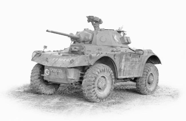 Coventry Armoured Car Mk.I