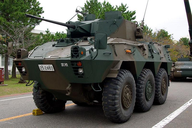 JGSDF_Type87_reconnaissance_vehicle_20121014-01