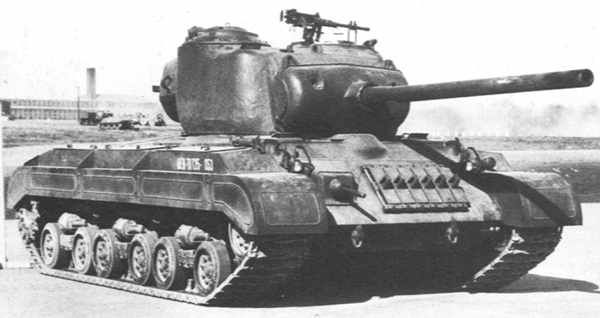 T23E4 prototype