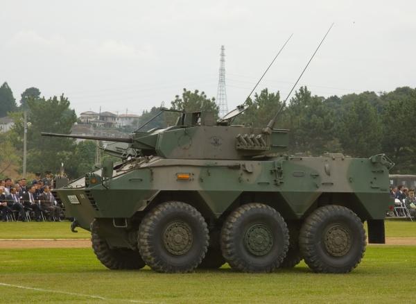 Type-87-ordnance-school
