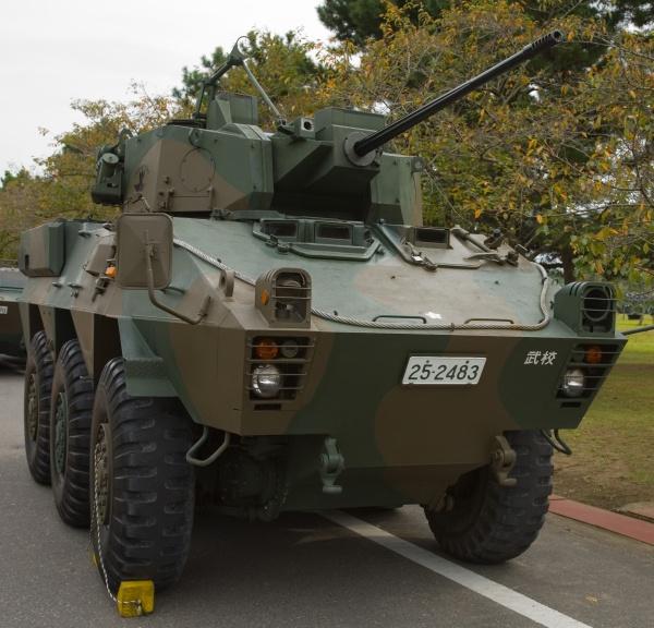 Type-87-wheeledAFV
