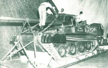 M56preparing for air-drop.