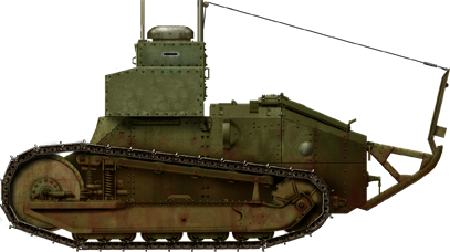 M1917 Signals Tank