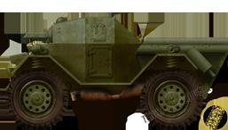 Lancia Lince, Italian army, 1949