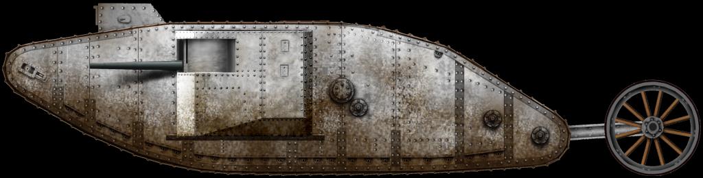 tank Mk.I