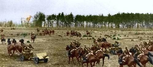 The Charge at Krojanty