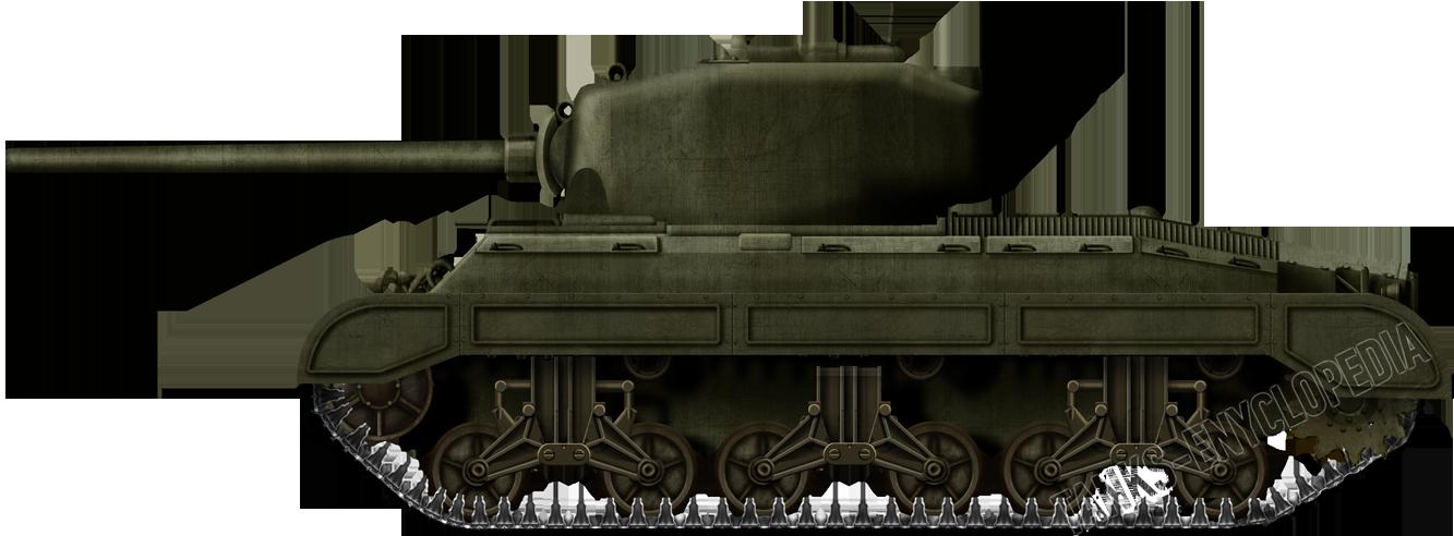 T23 Medium Tank