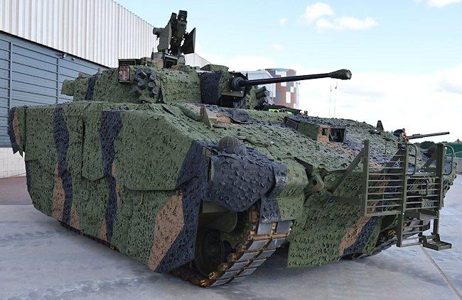 Ajax Tank