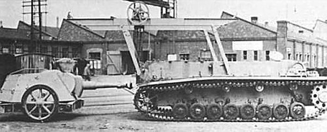 grasshoper tank carriage