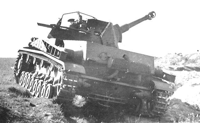10.5cm leFH 18/1 L/28 auf Waffentrager IVb