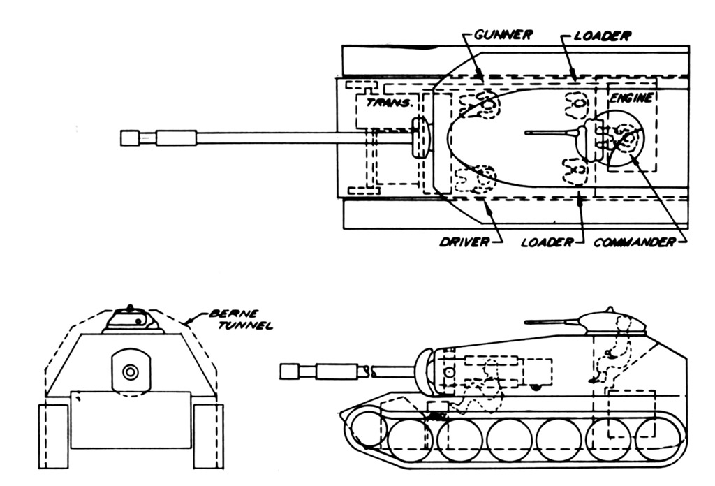 Chrysler's first revised T110