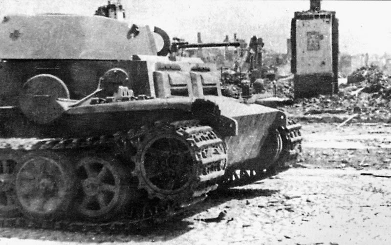 Panzer 31 of 221 Panzer Div. Source: panzerserra.blogspot.com
