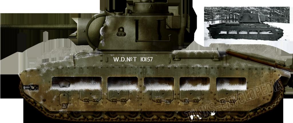 Matilda Mk.IV ZiS-5