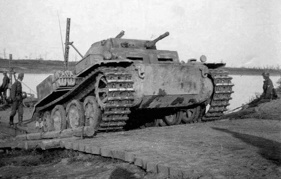 Panzer II Ausf.J