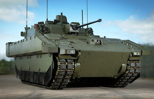 The Ajax was originally known as the SCOUT Specialist Vehicle (SV) programme.