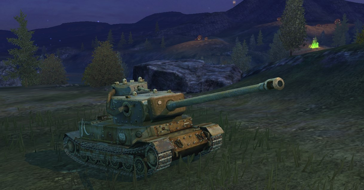 Tankenstein (Halloween) - Tank Encyclopedia