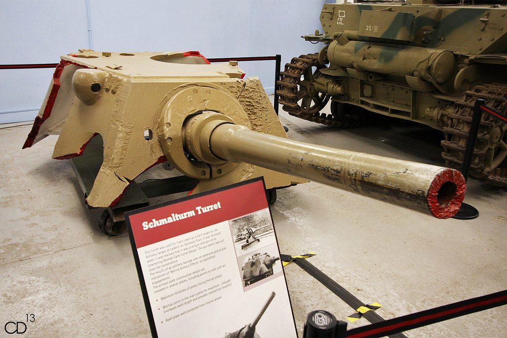 surviving turret in bovington