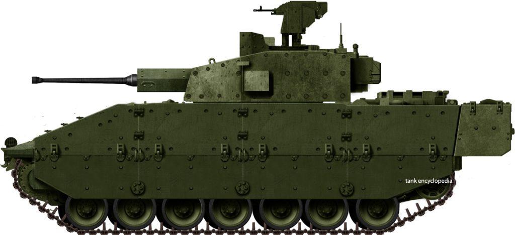 Ajax Reconnaissance Tank & APC - Tank Encyclopedia