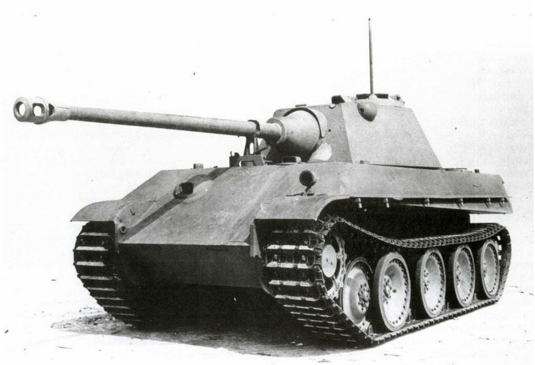 panther g early proto turret