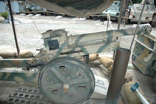 7.5 cm Gebirgsgeschütz 36