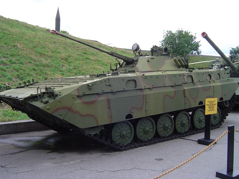 BMP-2D IFV, Kiev