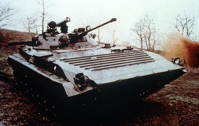 BMP-2 front