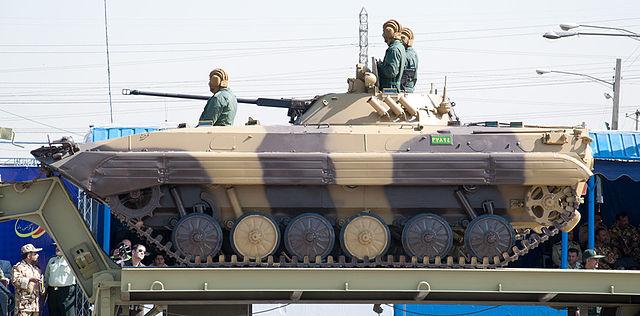 Iranian BMP-2