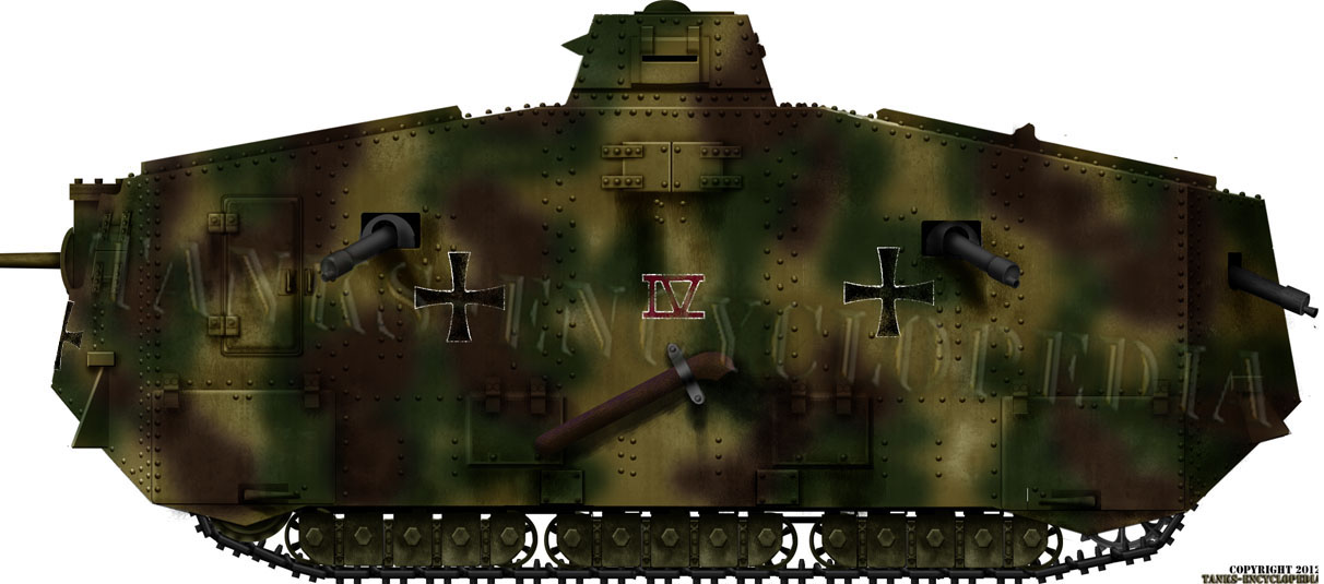 germany and russia relationship ww1 tanks