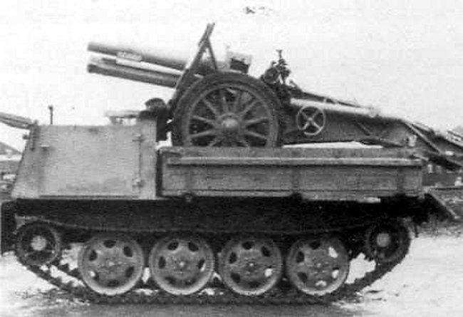 15 cm sIG 33 auf RSO-03
