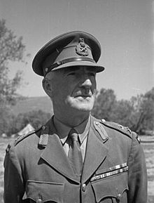 Major General Edward Puttick