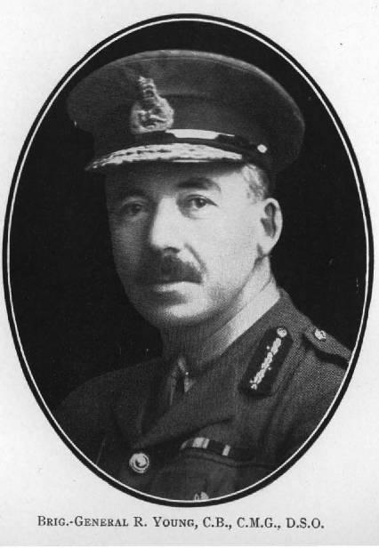 Major General Robert Young