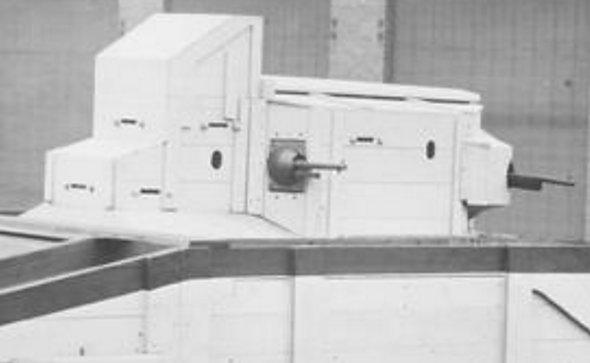 Mark VI tank tower