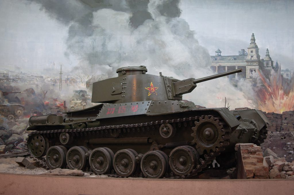 Chinese Tanks - Gongchen