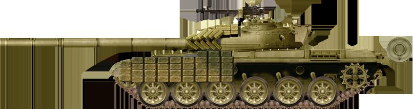 Syrian T-72B
