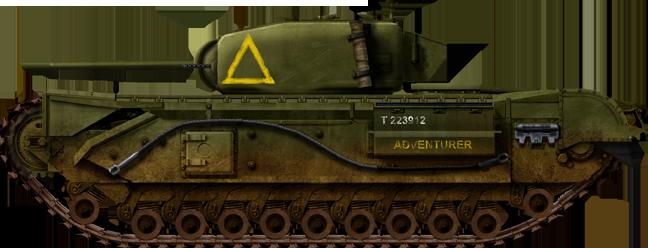 Churchill NA 75
