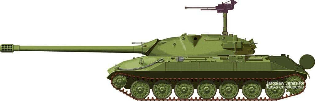 IS-7 (Object 260)