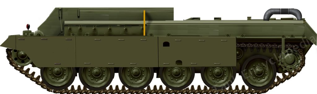Chieftain Casement Test Rig (CTR) SPG