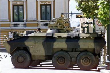 Bolivian EE-11 IFV