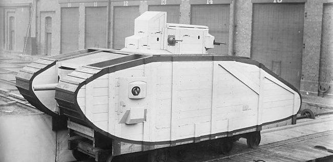 Tank Mark VI