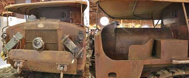 Tracteur Schneider CD Cabin