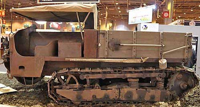 Surviving Tracteur Schneider CD