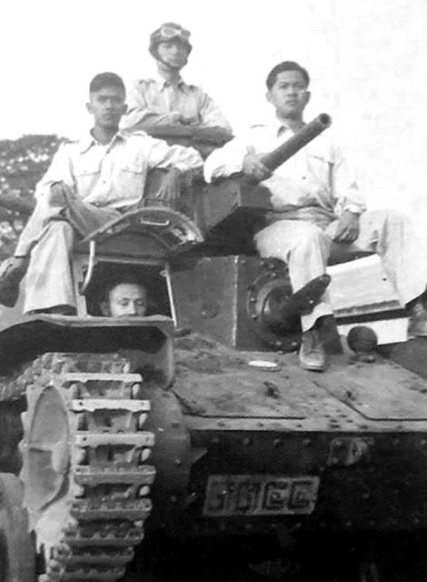 Type 83 with crew.