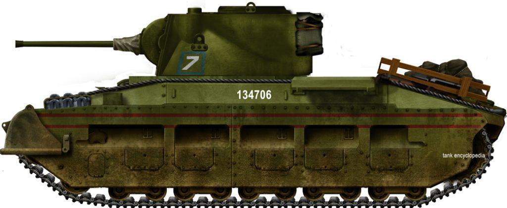 Matilda II in Australian Service