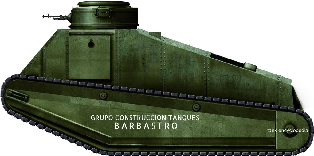 Tanque Barbastro