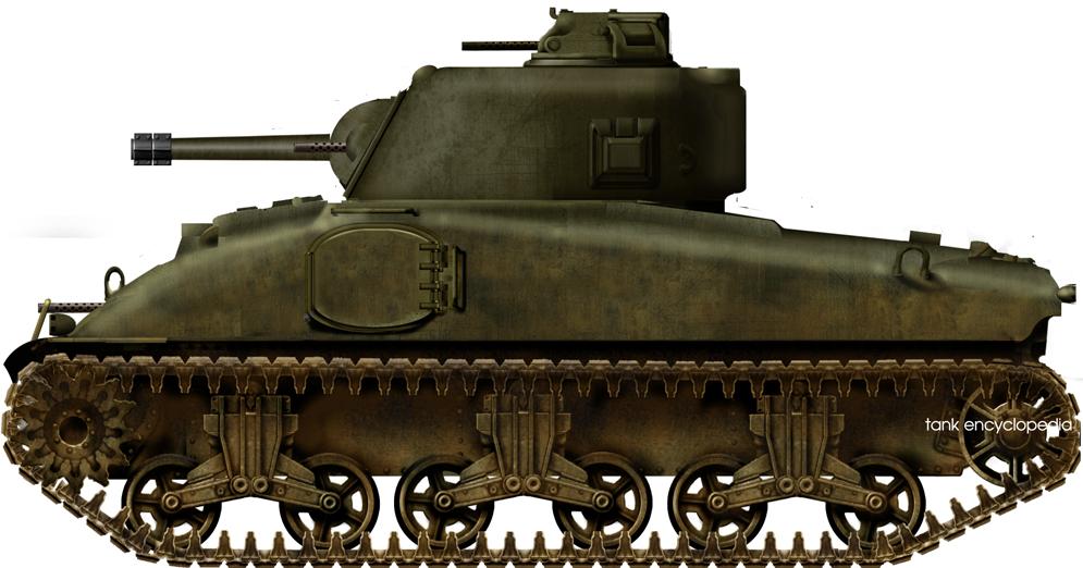 Medium Tank T6 – The Birth of the Sherman