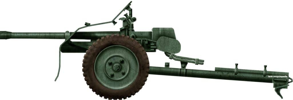 37 mm bofors anti tank gun