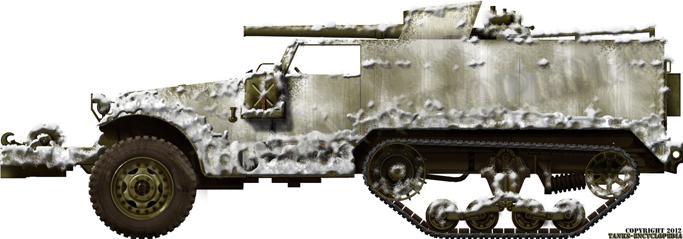 SU-57 (57mm GMC T48 in Soviet Service)